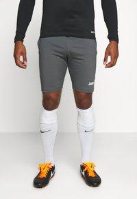 JAKO - TRAININGSSHORT PREMIUM - Sports shorts - anthra light - 0