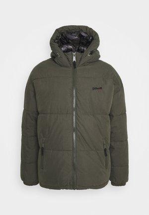 JKTALASKA - Winter jacket - military green