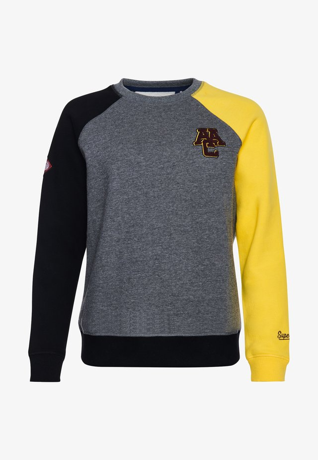 COLLEGIATE ATHLETIC  - Felpa - dark marl