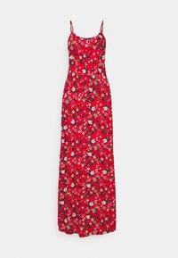 Vero Moda Tall - VMSIMPLY EASY SINGLET DRESS - Maxi dress - goji berry/lotte - 0