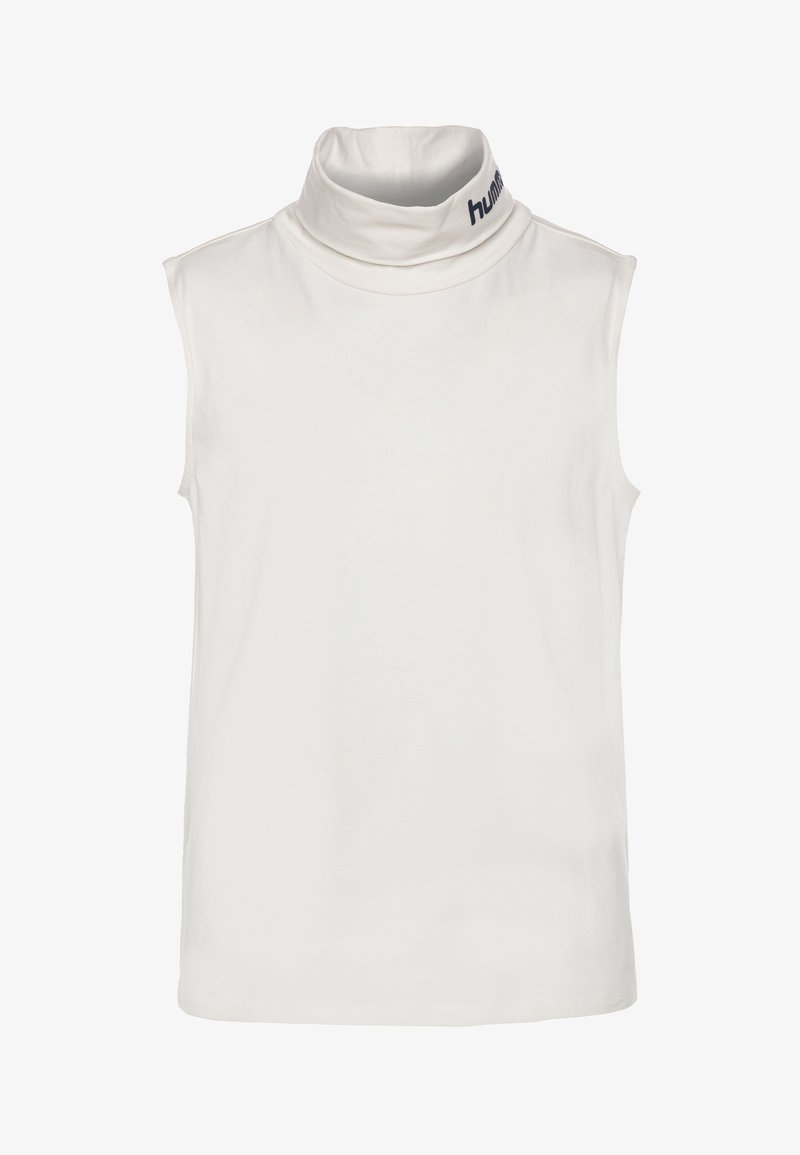 Hummel - HMLPERNILLE - Top - whisper white