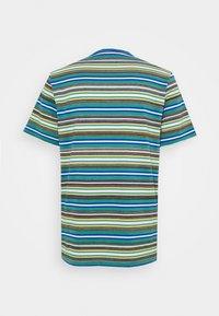 Missoni - SHORT SLEEVE - Print T-shirt - mare blu - 1