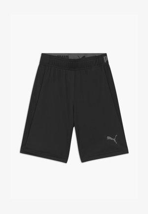 UNISEX - kurze Sporthose - black