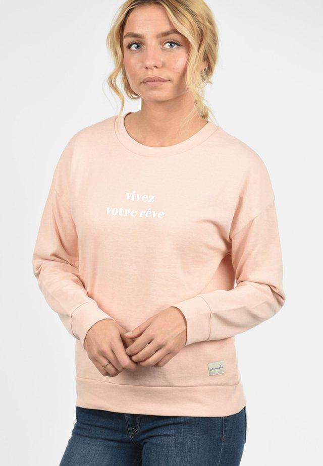 AURELIE - Sweatshirt - cameo rose