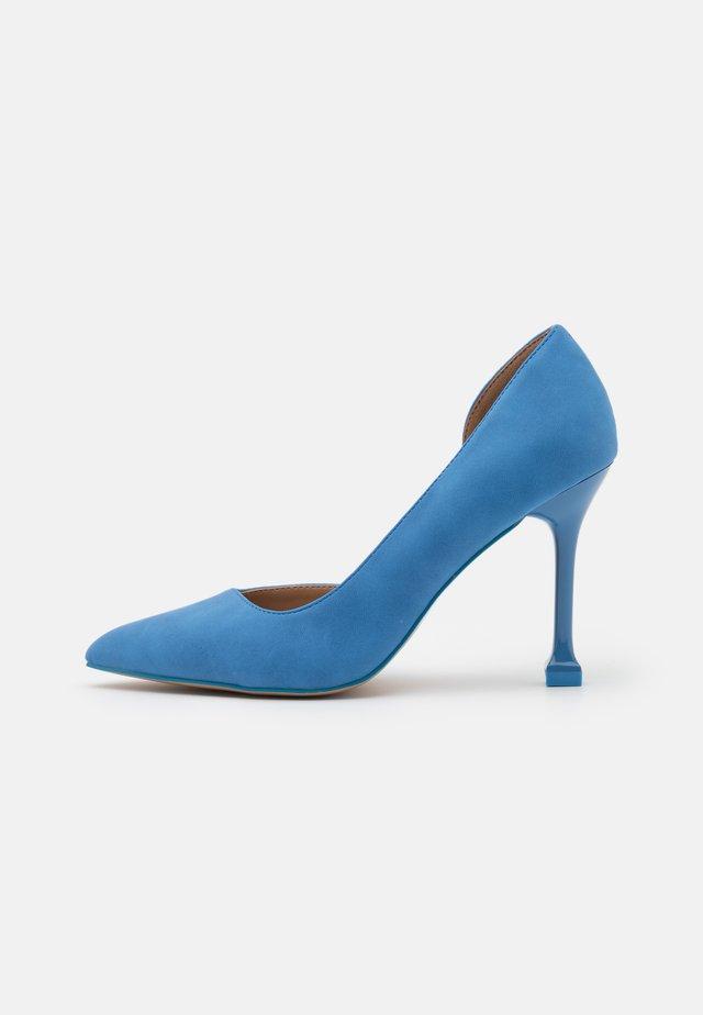 ANDREAA - Classic heels - blue
