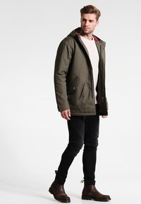 HARRINGTON - JIMMY - Parka - kaki - 1