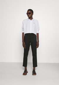 Polo Ralph Lauren - STRIPE - Button-down blouse - white/ polo - 1