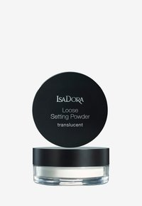 IsaDora - LOOSE SETTING POWDER TRANSLUCENT - Setting spray & powder - translucent - 3
