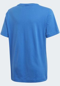 adidas Performance - MUST HAVES  BADGE OF SPORT T-SHIRT - T-shirt print - blue - 3
