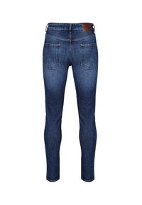 AÉROPOSTALE - Jeans Skinny Fit - darkbluedenim - 1