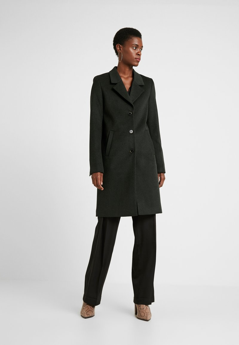 Selected Femme Tall - SLFSASJA COAT - Zimní kabát - rosin