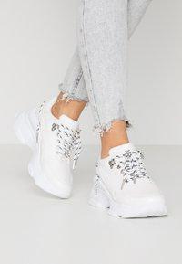 RAID - IBIZA - Sneakersy niskie - white - 0