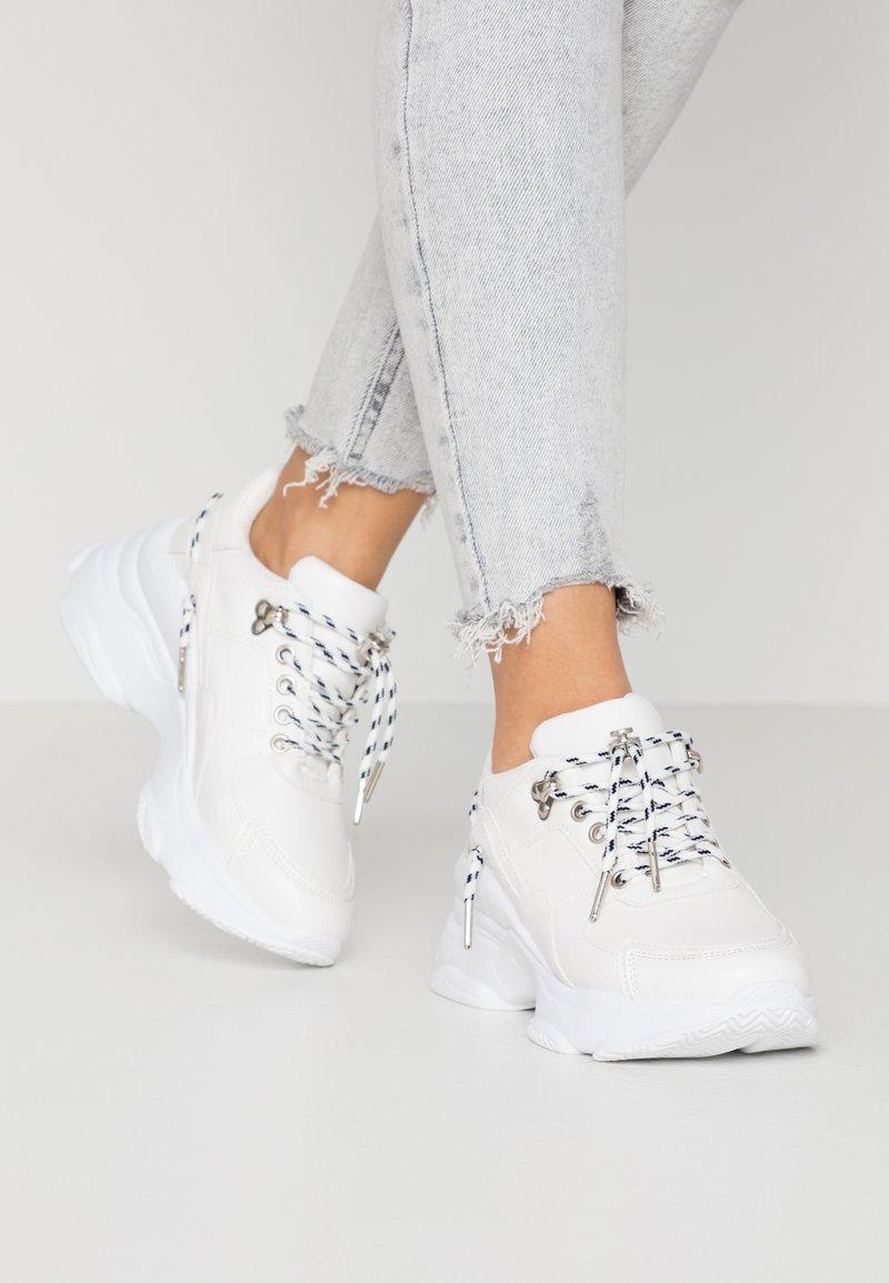 RAID - IBIZA - Sneakersy niskie - white