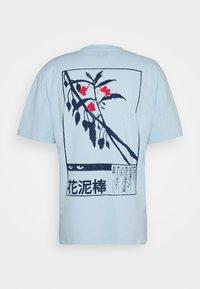 Edwin - HANADOBORO - Print T-shirt - cereluan - 7