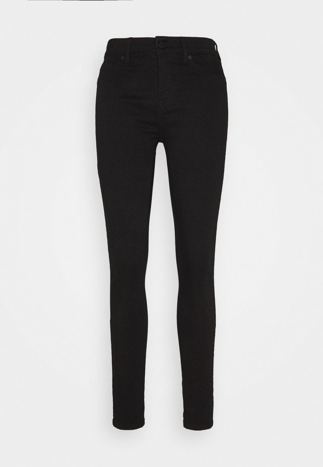 ANNE LISE - Jeggings - black