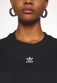 adidas Originals - T-SHIRT - T-shirt print - black - 5