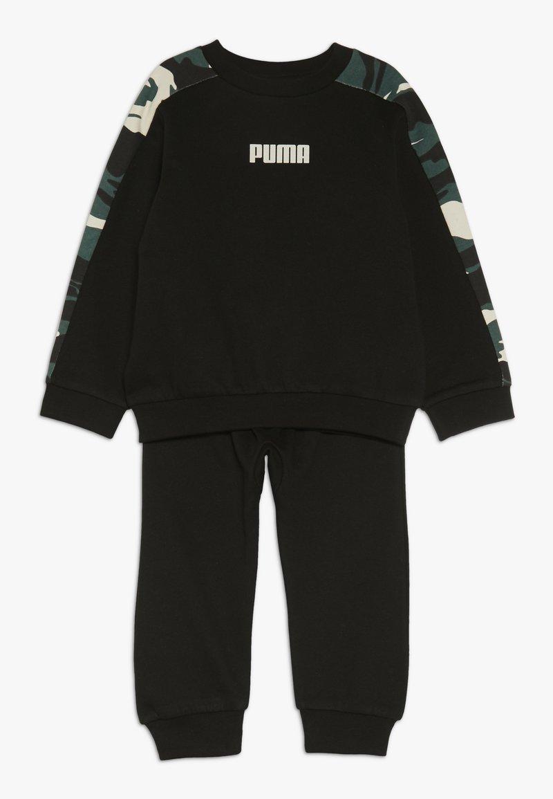 Puma - PUMA X ZALANDO BABY - Verryttelypuku - black