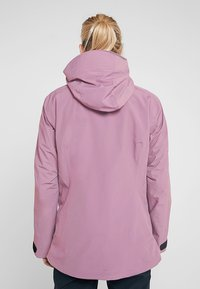 Haglöfs - NIVA JACKET WOMEN - Snowboard jacket - purple milk - 2