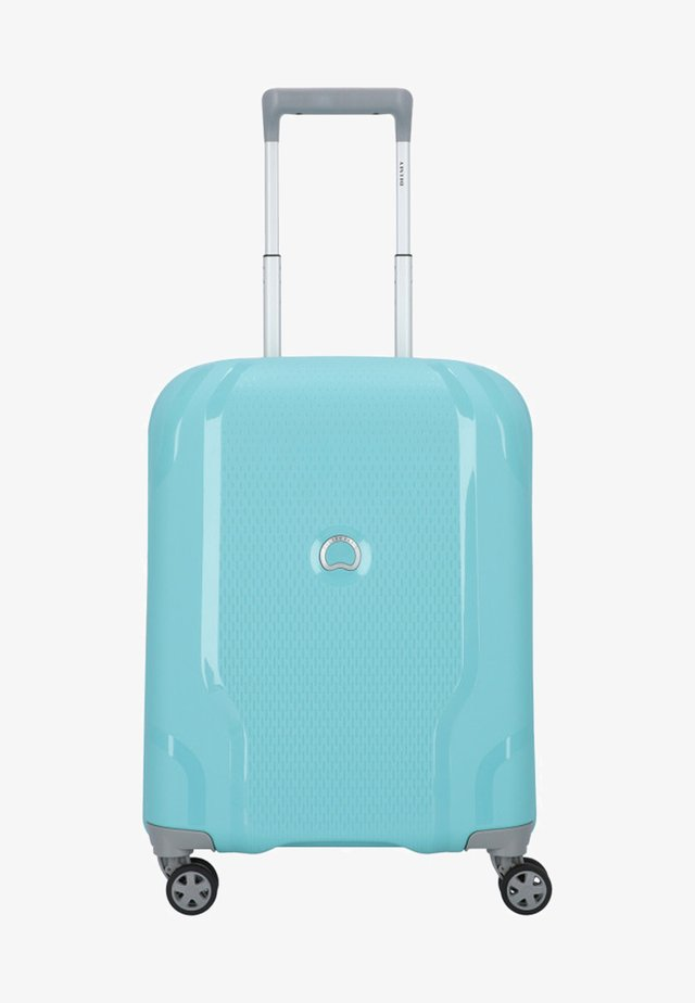 CLAVEL - Wheeled suitcase - blue