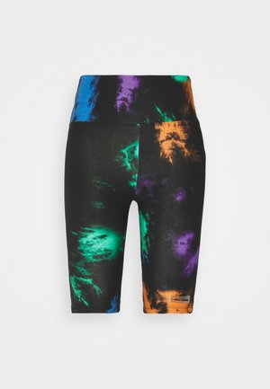 ACID CYCLE - Shorts - black/multicolor