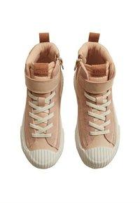 Mango Kids - BASKETS - Sneakers hoog - rose clair - 2
