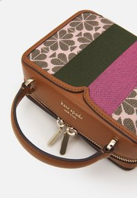 kate spade new york - VANITY SPADE MINI TOP HANDLE - Handbag - pink - 3