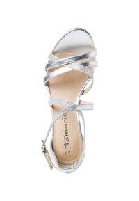 Tamaris - Sandaletter - silver comb - 2