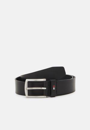 DENTON - Belt - black