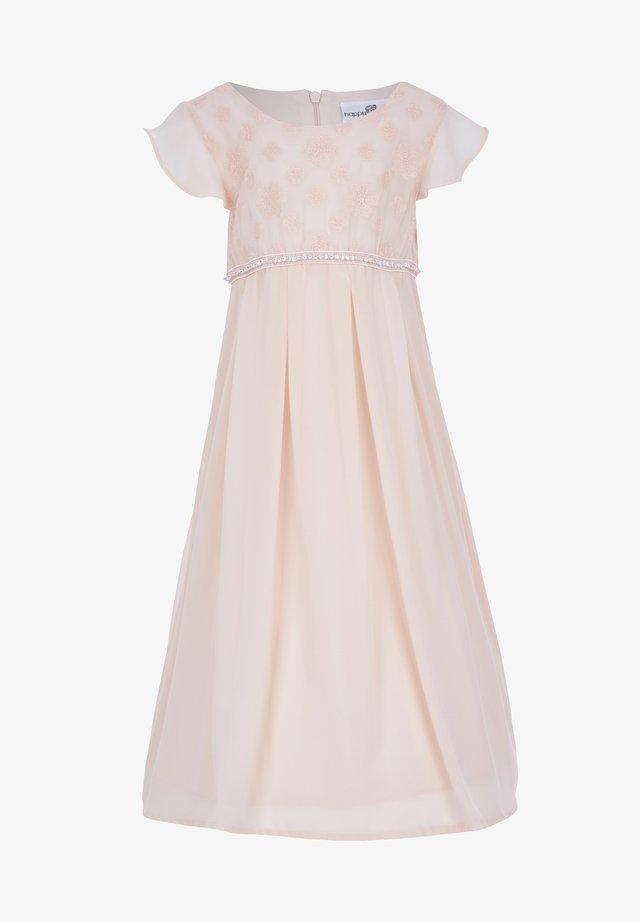 Sukienka letnia - peach