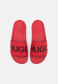 HUGO - MATCH - Mules - dark red - 3