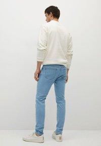 Mango - Slim fit jeans - hellblau - 2