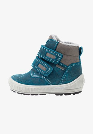 GROOVY - Zimní obuv - blau/grau