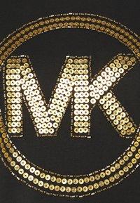 MICHAEL Michael Kors - T-shirts print - black/antique brass - 2