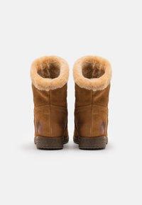 Felmini - CREPONA  - Winter boots - nirvan nicotinne - 3