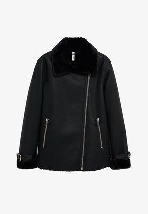 DALSI - Winter jacket - schwarz