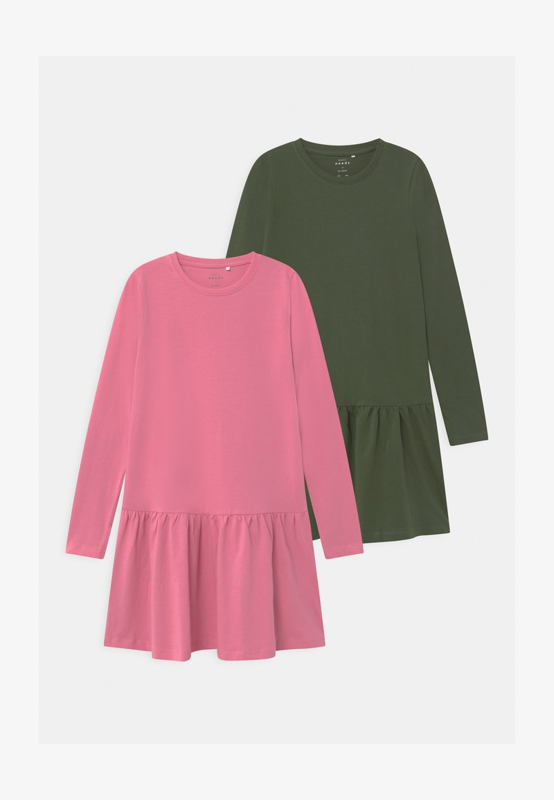 Name it - NKFVETA 2 PACK - Vestido ligero - wild rose