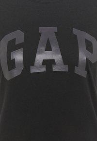 GAP - TEE - Triko spotiskem - true black - 2