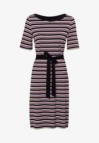zero - Shift dress - magenta rouge - 4