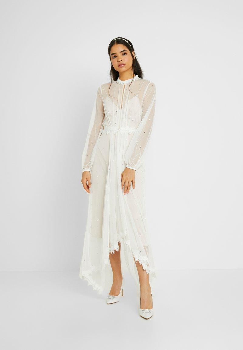 YAS - YASMAUDE THROW OVER - Suknia balowa - star white