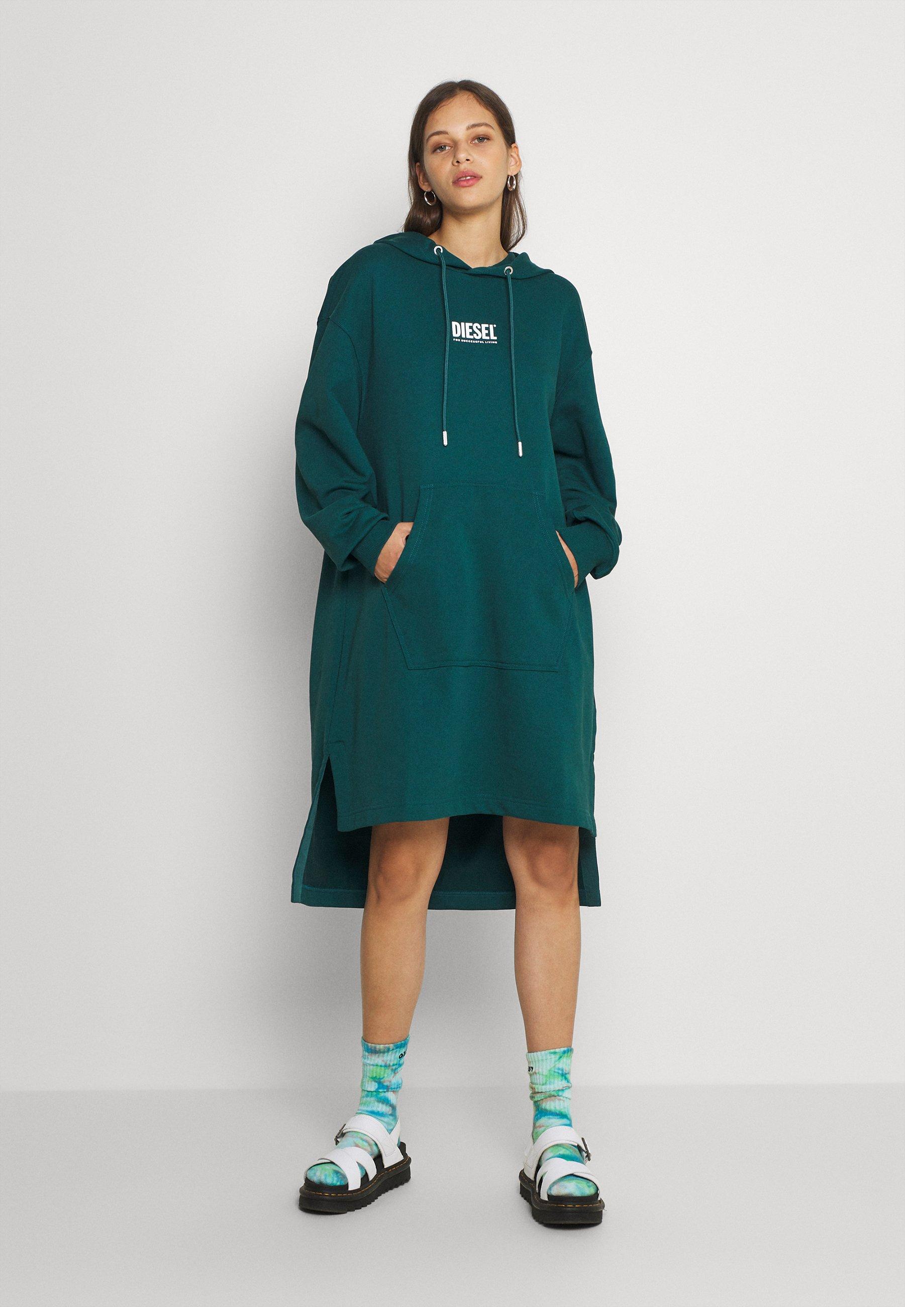 Women D-ILSE-ECOSMALLOGO - Day dress