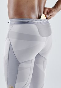 Skins - Leggings - grey geo - 2