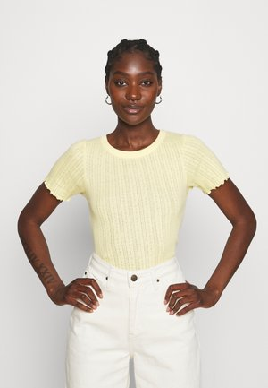 POINTELLA TRIXA - T-shirt - bas - yellow