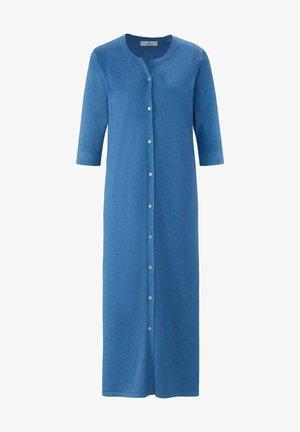Jumper dress - jeansblau