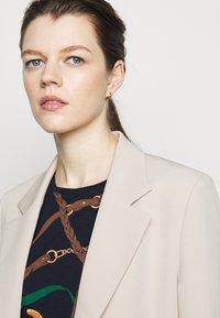 Lauren Ralph Lauren - T-shirt imprimé - navy/multi-coloured - 3