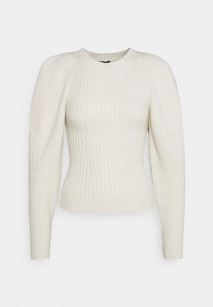 CAMILLE - Jumper - warm white
