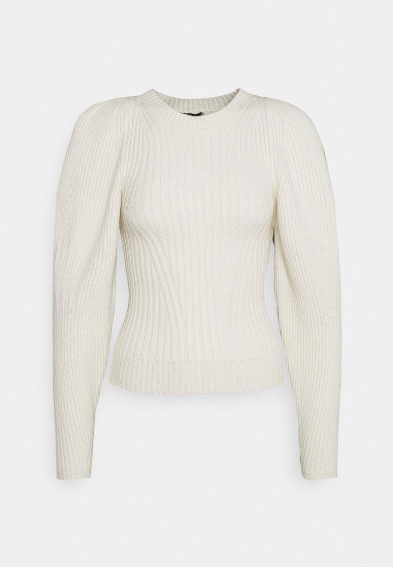 Gina Tricot - CAMILLE - Jumper - warm white