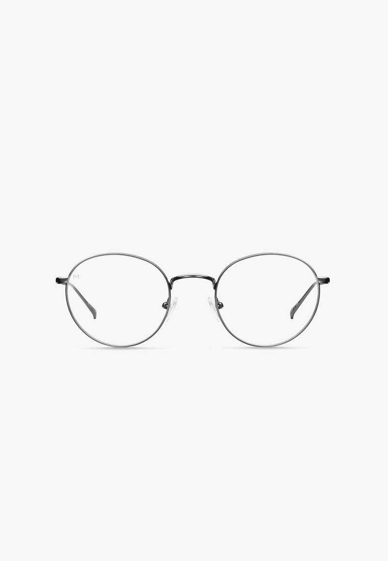 Meller - YUDA BLUE LIGHT - Brillen met blauwlichtfilter - gunmetal