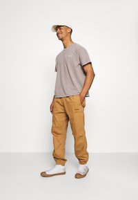 BDG Urban Outfitters - TEE UNISEX - Basic T-shirt - stone - 1