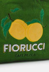Fiorucci - LA PESCA TOWELLING TOTE BAG UNISEX - Shopper - green - 4