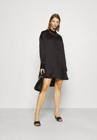 10DAYS - TUNIC DRESS - Day dress - black - 1